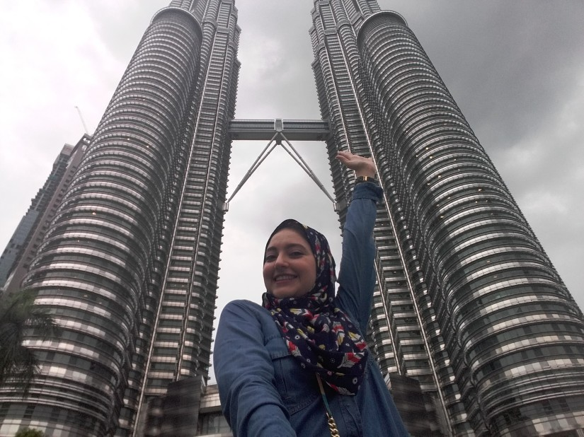 """""""There is more to me than my hijab!"""" Traveling as a Muslimwoman"""